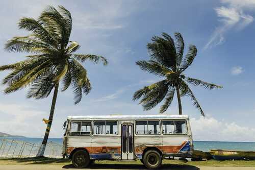 Idyll and serene in Jamaica